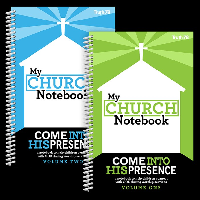 My Church Notebook Image
